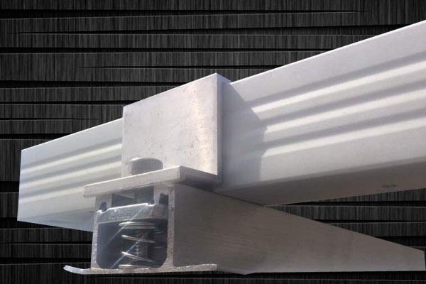 Aluminium Micro Rail