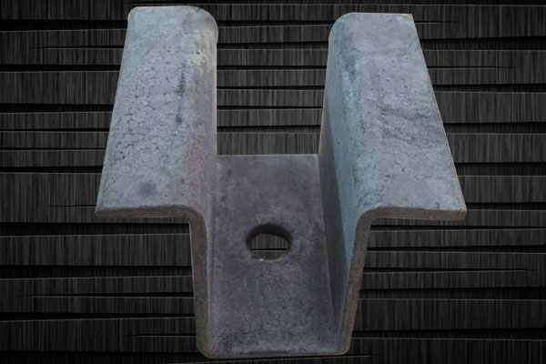 Middle Clamp ( HDG )