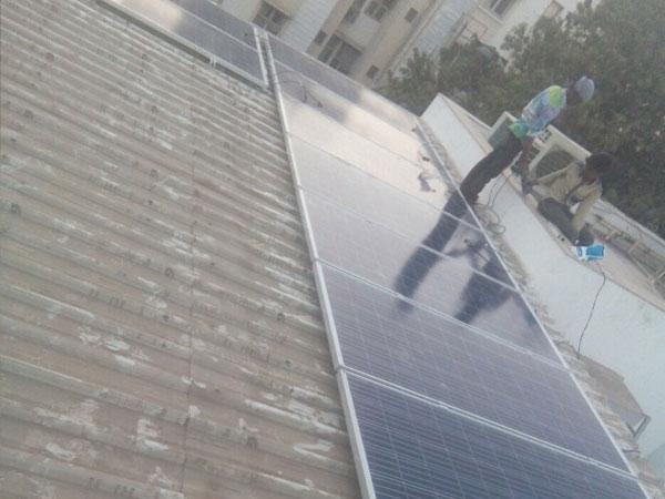 solar ground mount structure Supplier
