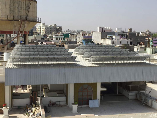 solar structure Manufacturer in Ahmedabad