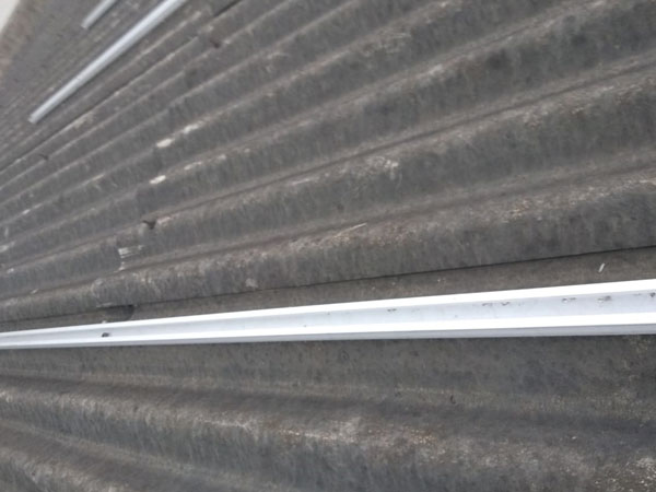solar Asbestos structure