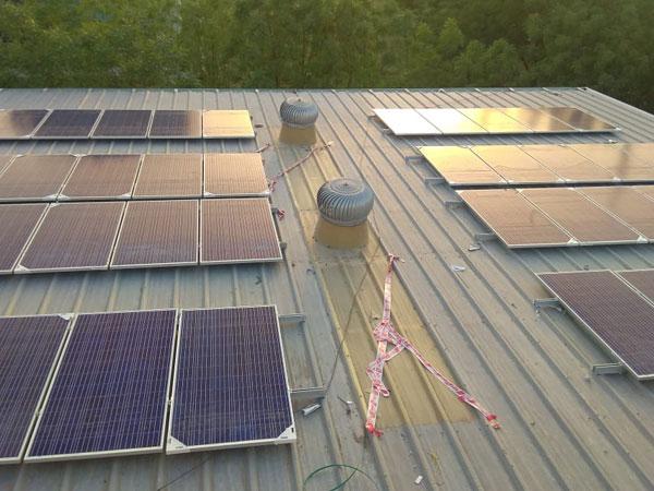 Solar EPDM rubber
