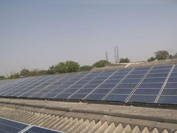 solar section