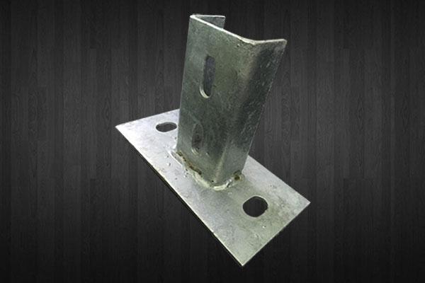 HDG Base Plate Supplier