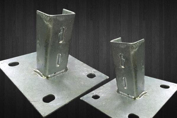 HDG Base Plate Manufacturer