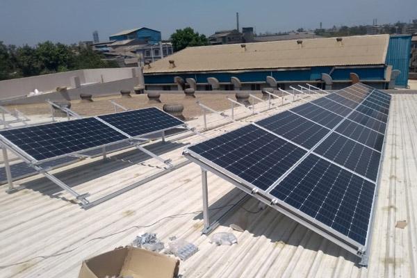 solar panel popup rivets