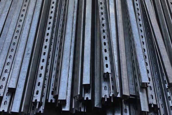 Aluminium Strut Channel