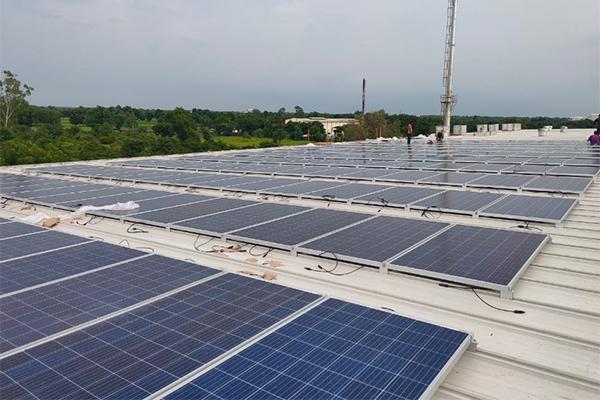 Solar panel highetd clamp