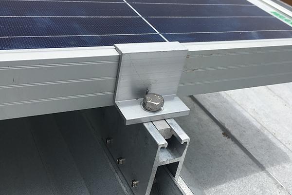 Solar T Clamp